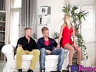 Bachelor party bisexuel porn