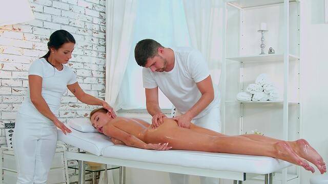 hard orgasms HD massage