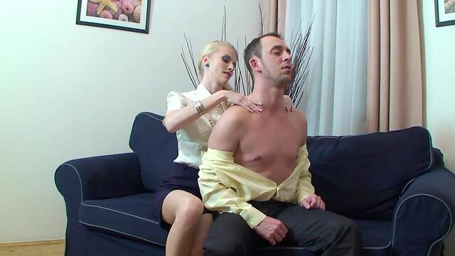 hot pornstar fucking by young man